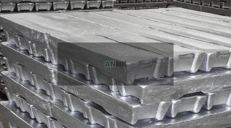 Aluminum Ingots products from Egypt